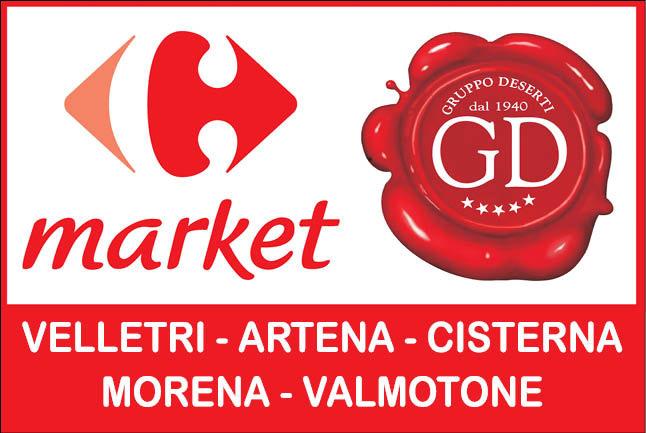 sito web Gruppo Deserti Supermercati