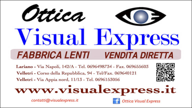 sito web Visual Express