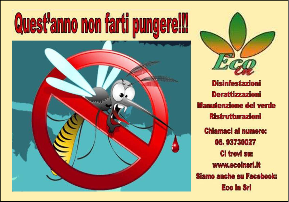 Eco in pagina facebook