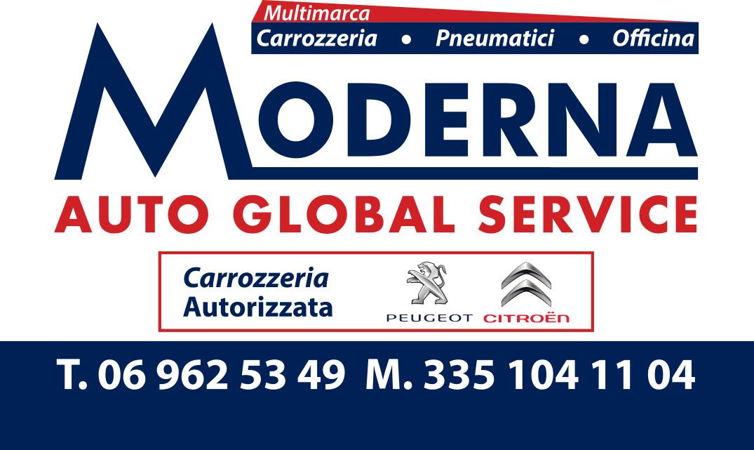 sito web Moderna Auto Service